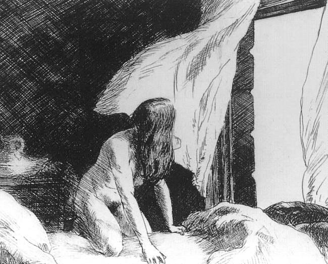 Evening Wind (1921)