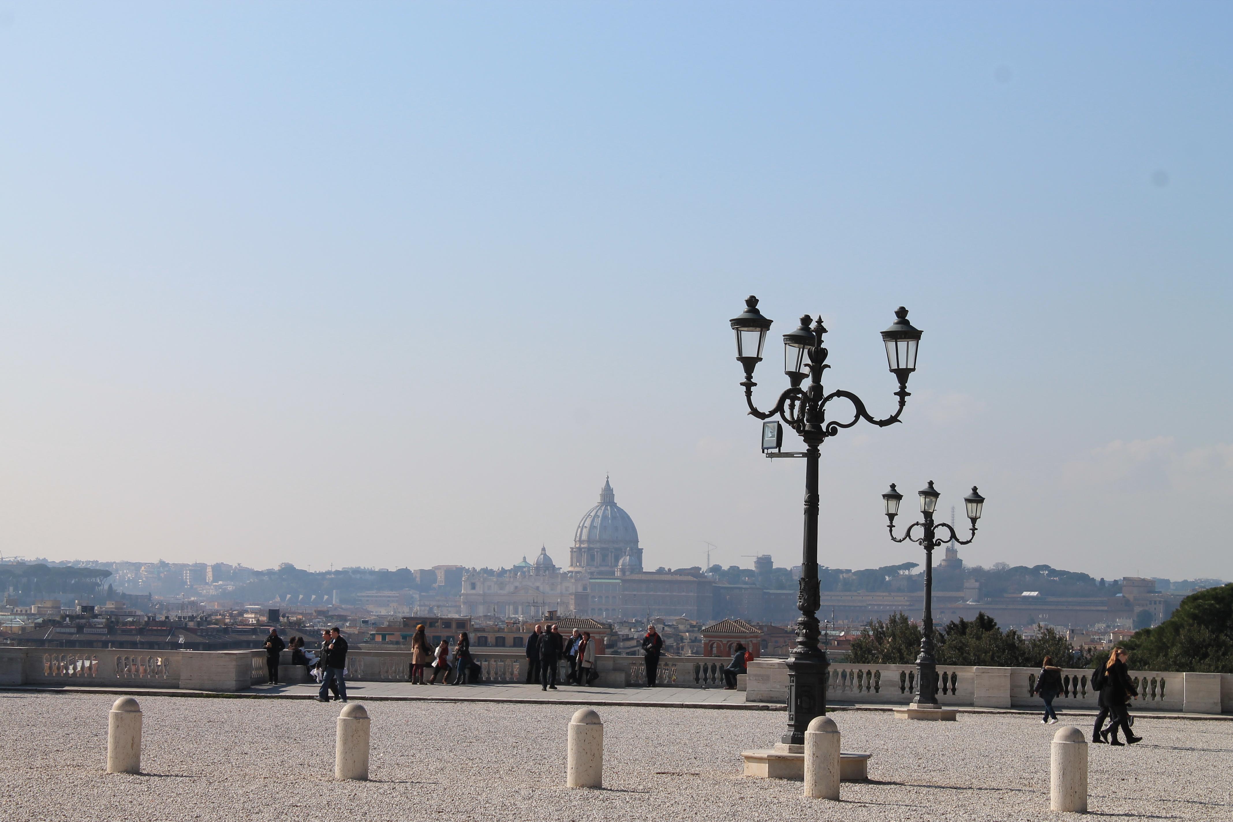 Quattro terrazze di Roma - TgTourism