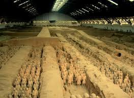 Tomba di Qin Shi Huang
