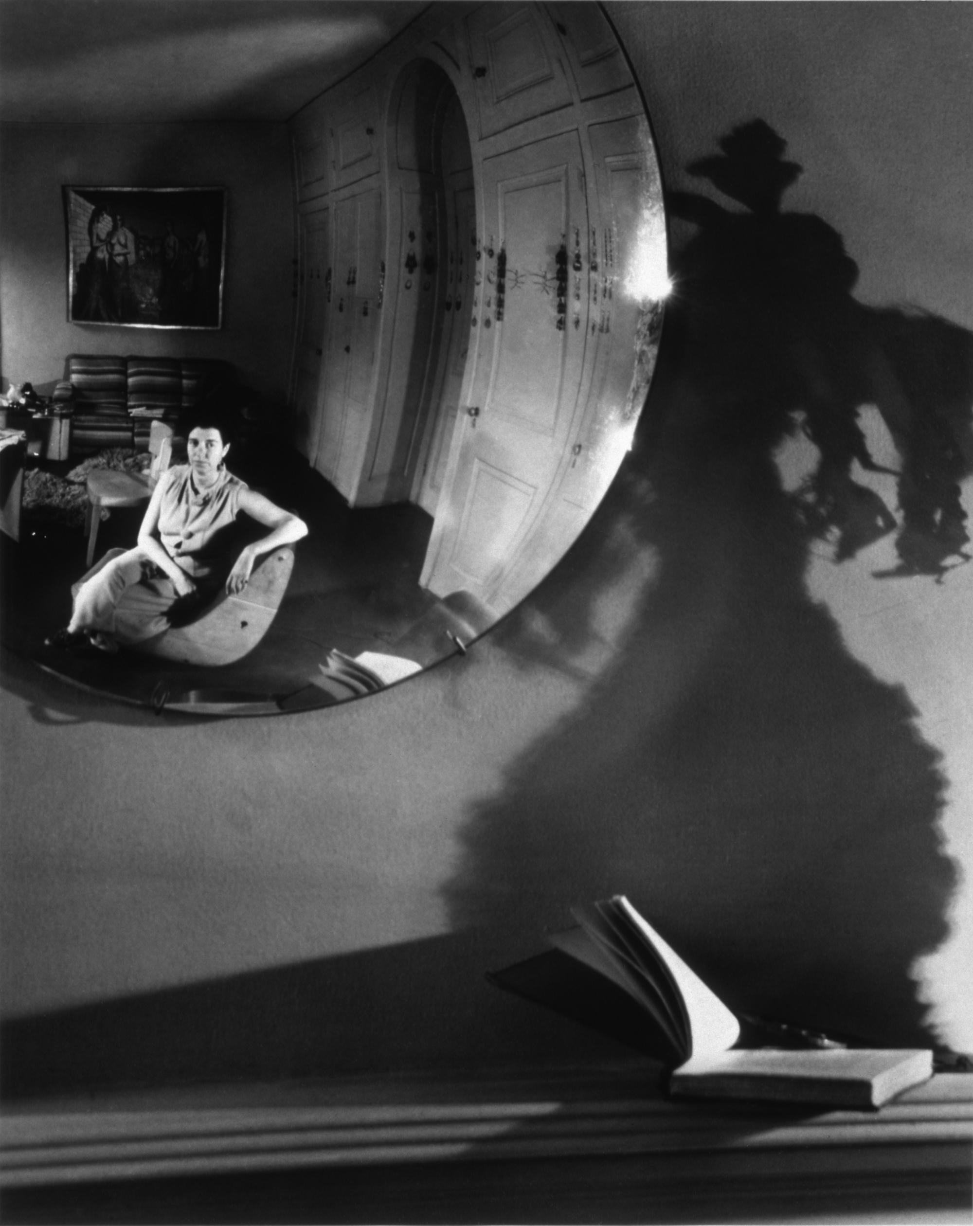 André Kertész (Budapest 1894-New York 1985) Peggy Guggenheim 1945