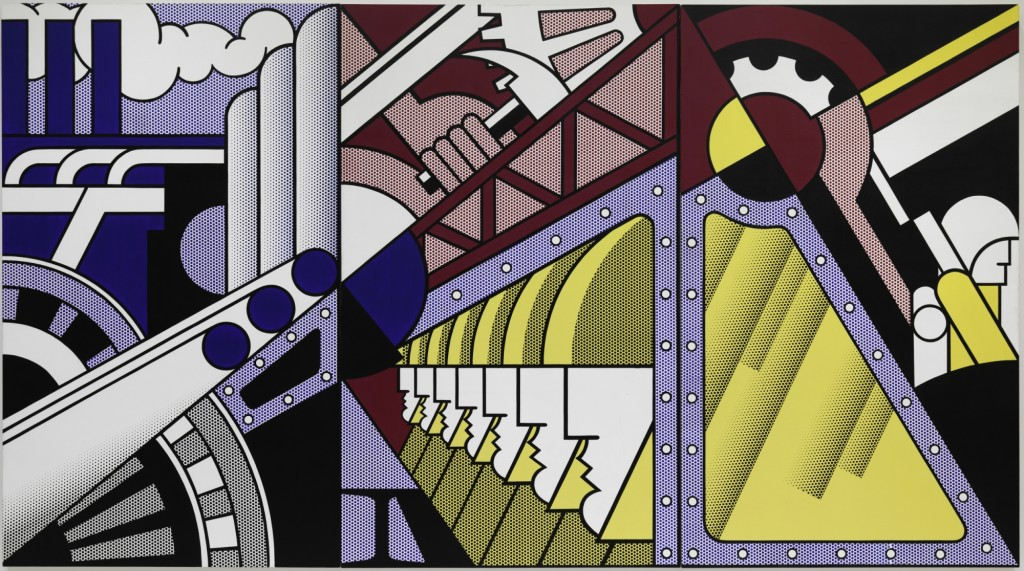 Roy Lichtenstein (New York 1923-1997) Preparativi, 1968