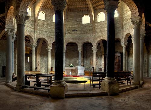 Chisa circolare di San Michele Arcangelo - Perugia