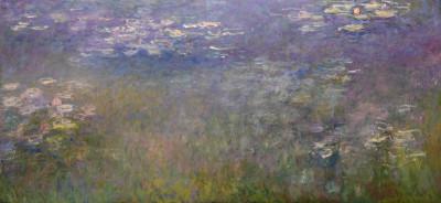 Claude Monet, Agapanthus (1916-1919)