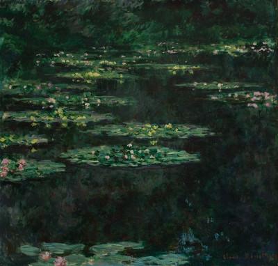 Claude Monet, Water Lilies (1904)