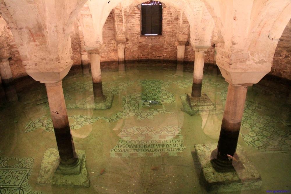 Cripta di San Francesco - Ravenna