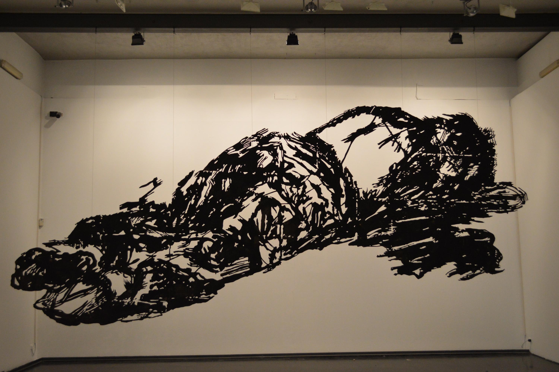 William Kentridge Pasolini, 2 novembre 1975, 2015