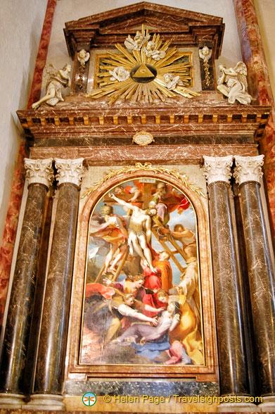 Deposizione dalla Croce di Federico-Barocci - Perugia