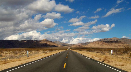 Deserto del Mojave - California