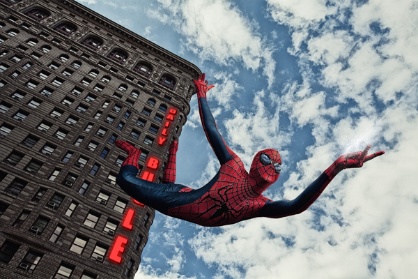 Flatiron - Spiderman