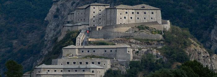 Forte di Bard - Val d'Aosta
