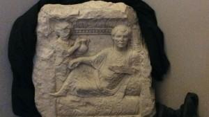 Reperto Palmira a Torino
