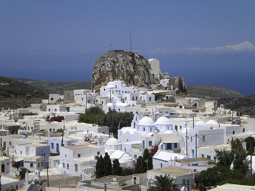 Kastro, Amorgos