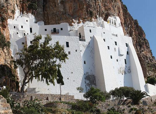 Monastero di Hozoviotissa