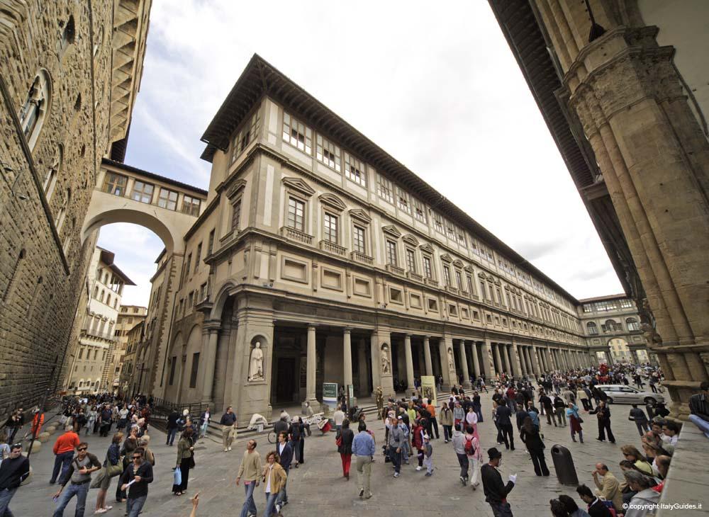 Museo degli Uffizzi - Firenze