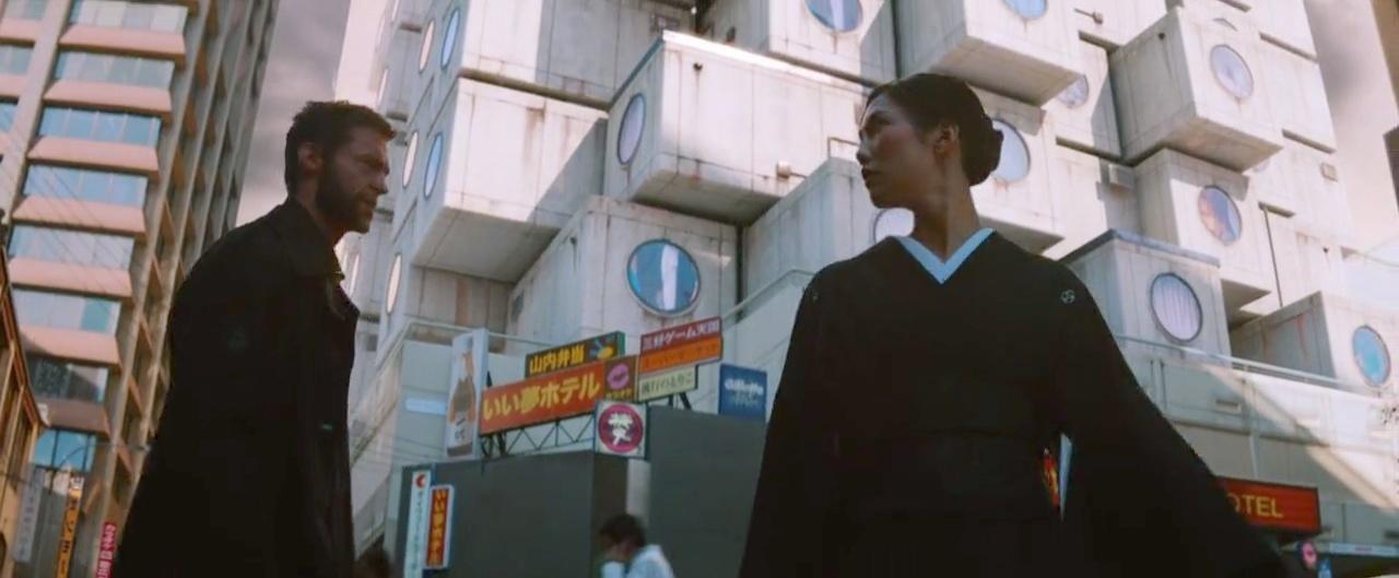 Nakagin Capsule - Wolverine