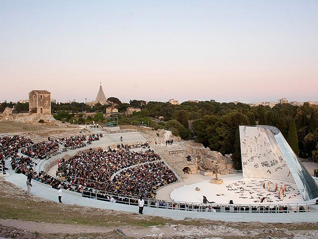 Teatro greco - Siracusa