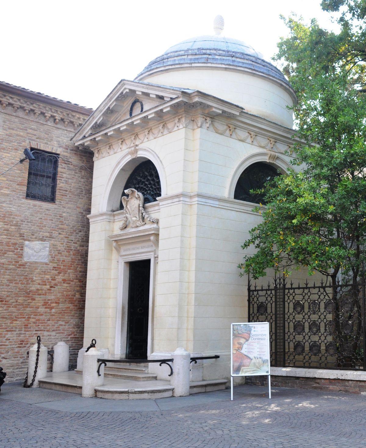 Tomba di Dante - Ravenna