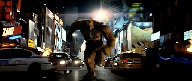 Yonge street - Hulk