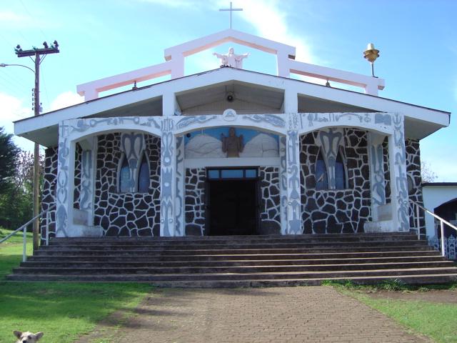chiesa cattolica di Hanga Roa