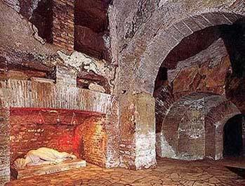 Cripta Santa Cecilia (San Callisto)