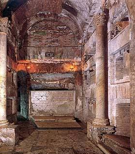 Cripta dei Papi (San Callisto)