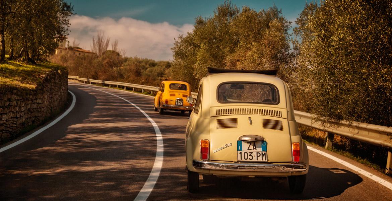 Tour Fiat 500