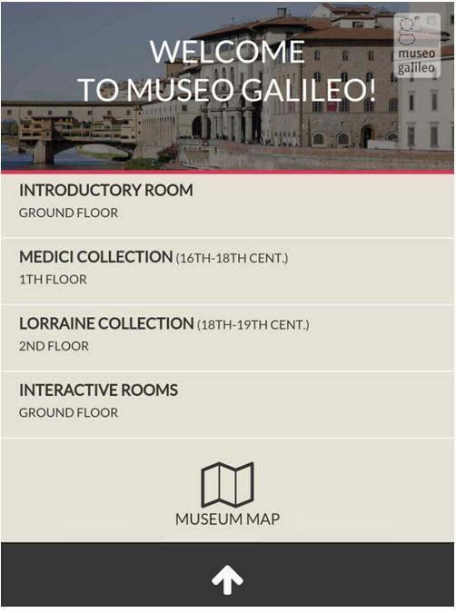 Museo Galileo App