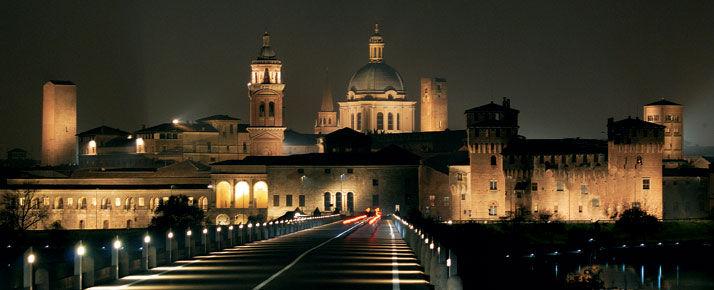 Mantova weekend nella splendida citt dei gonzaga tgtourism for Planimetrie della camera a castello