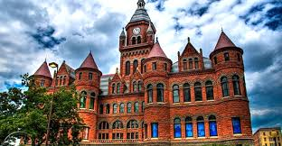 Old Red Museum - Dallas