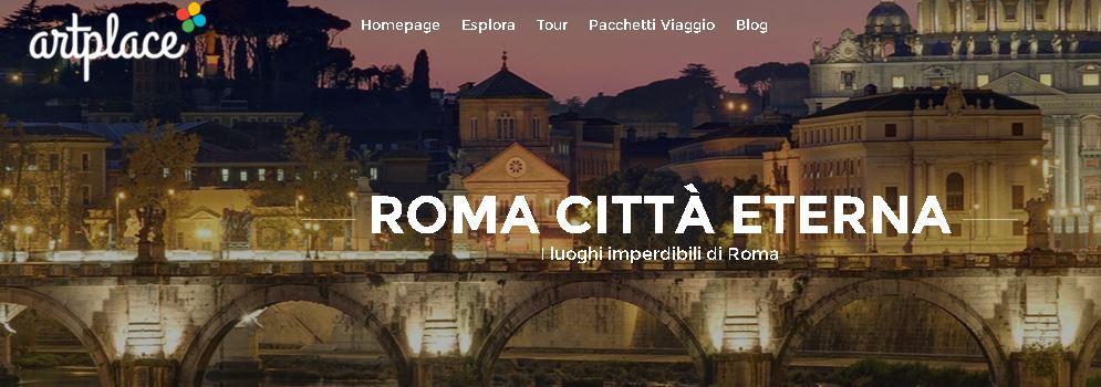 Roma città eterna - ArtPlace