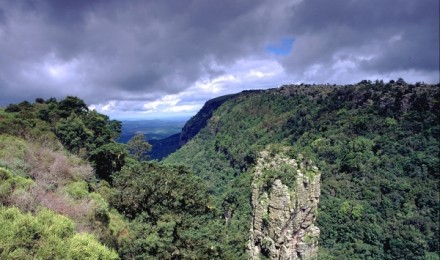 Sudafrica panorama route