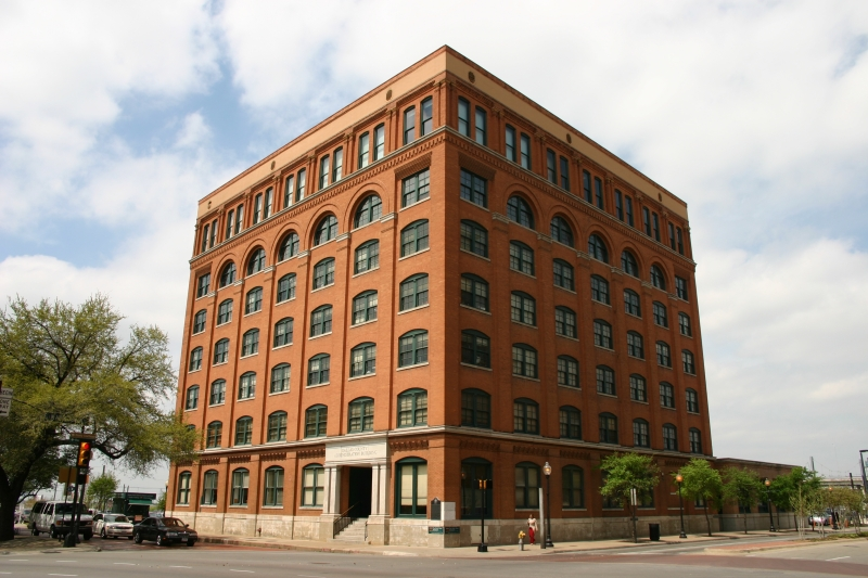 Texas School Book Depository - Dallas