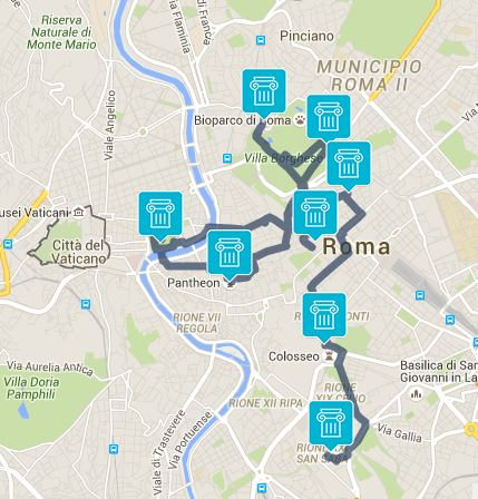 Tour - Roma città eterna