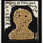 Ben Vautier, Parfois je crois, que..., 1988, Staatliches Museum Schwerin / Ludwigslust / Güstrow/ Ludwigslust / Güstrow, © 2015, ProLitteris, Zurich