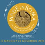 Made in Roma Mostra