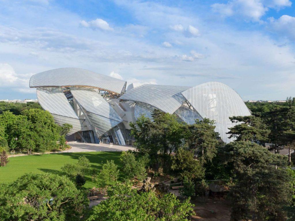 Fondazione Louis Vuitton Parigi