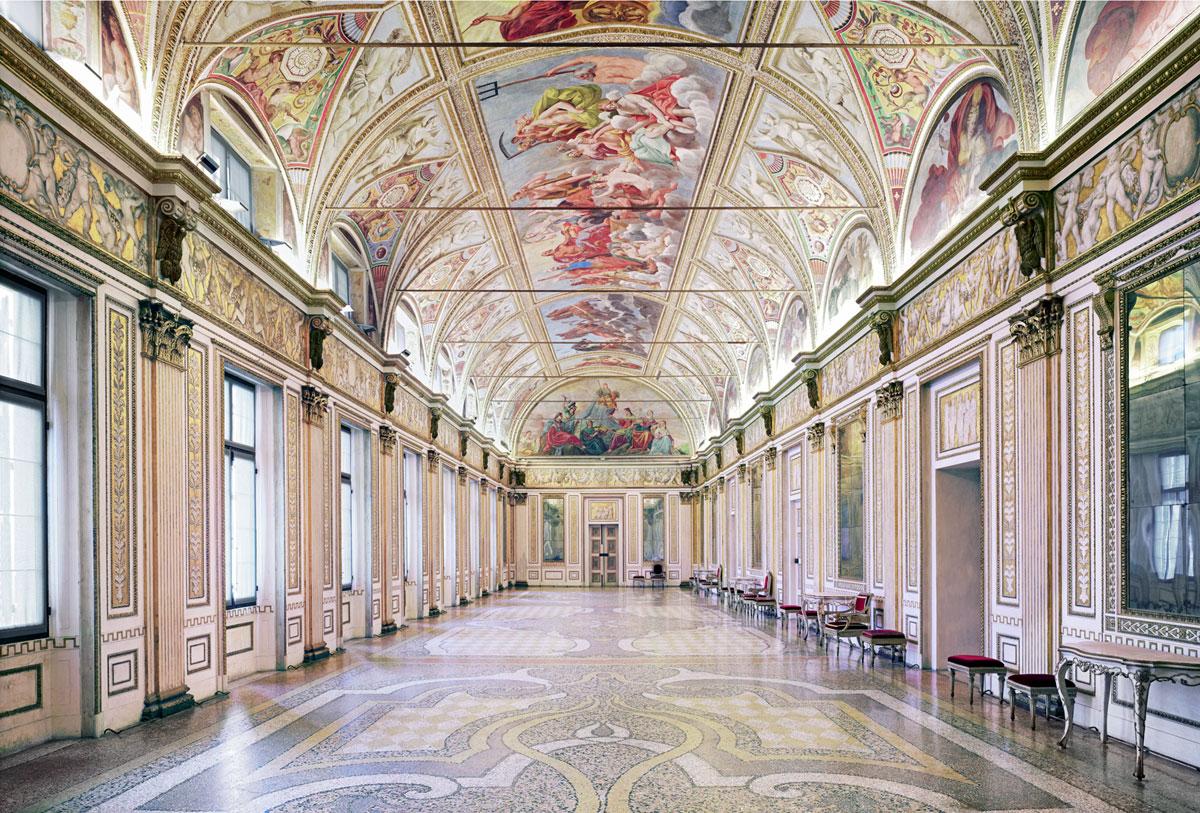 Mantova weekend nella splendida citt dei gonzaga tgtourism for Mantova palazzo ducale camera degli sposi