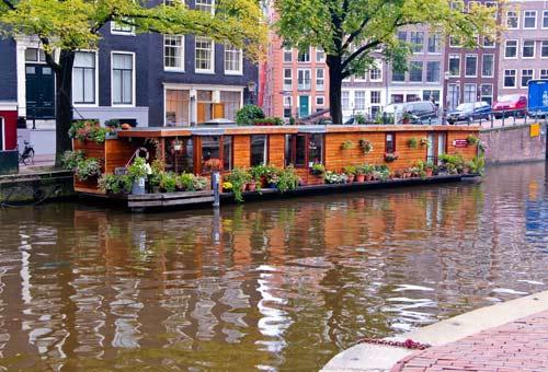 Amsterdam weekend nella citt dai mille volti tgtourism for Case galleggianti amsterdam
