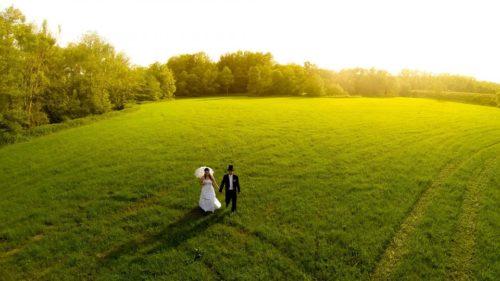 Matrimonio - Drone