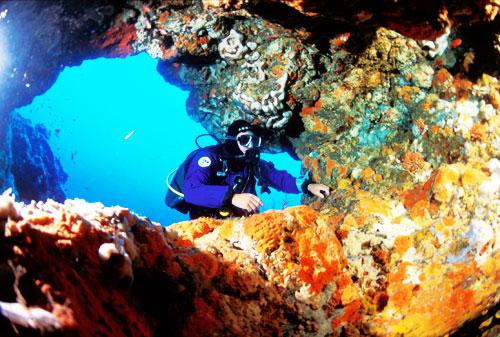 grotta ventotene