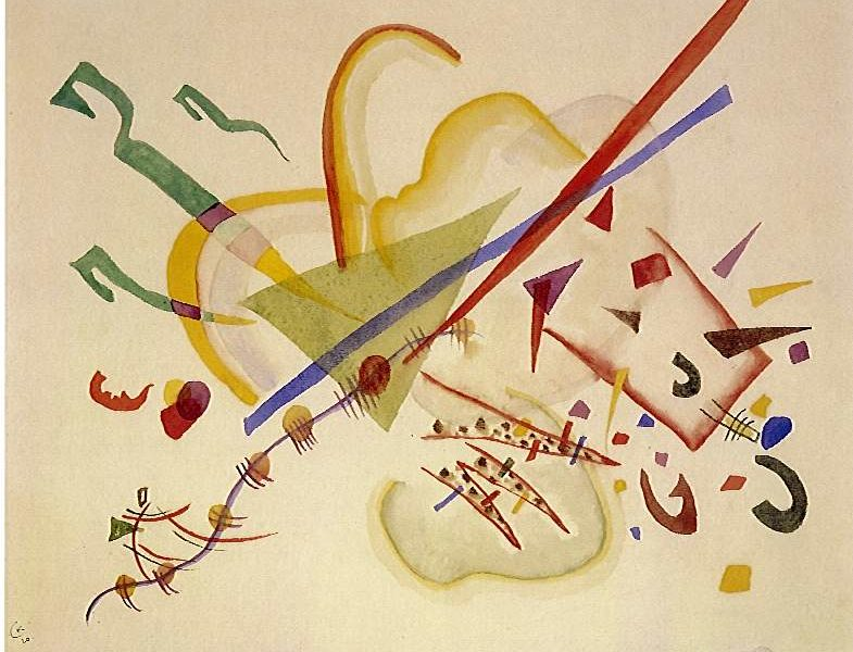 musica, Kandinsky