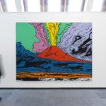 Vesuvius, 1985 Andy Warhol, Museo di Capodimonte