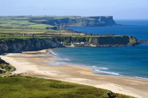 Whitepark Bay - Ireland