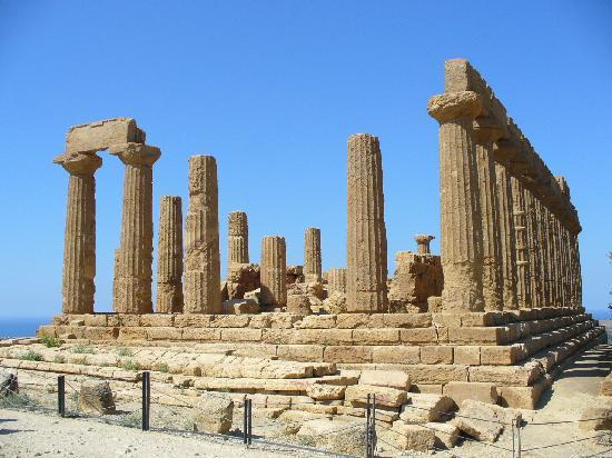 Tempio di Hera/Valle dei Templi