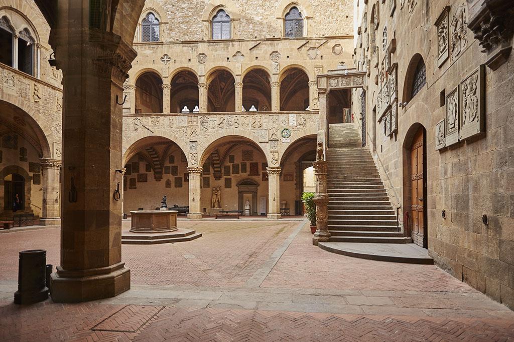 Palazzo del Bargello Firenze