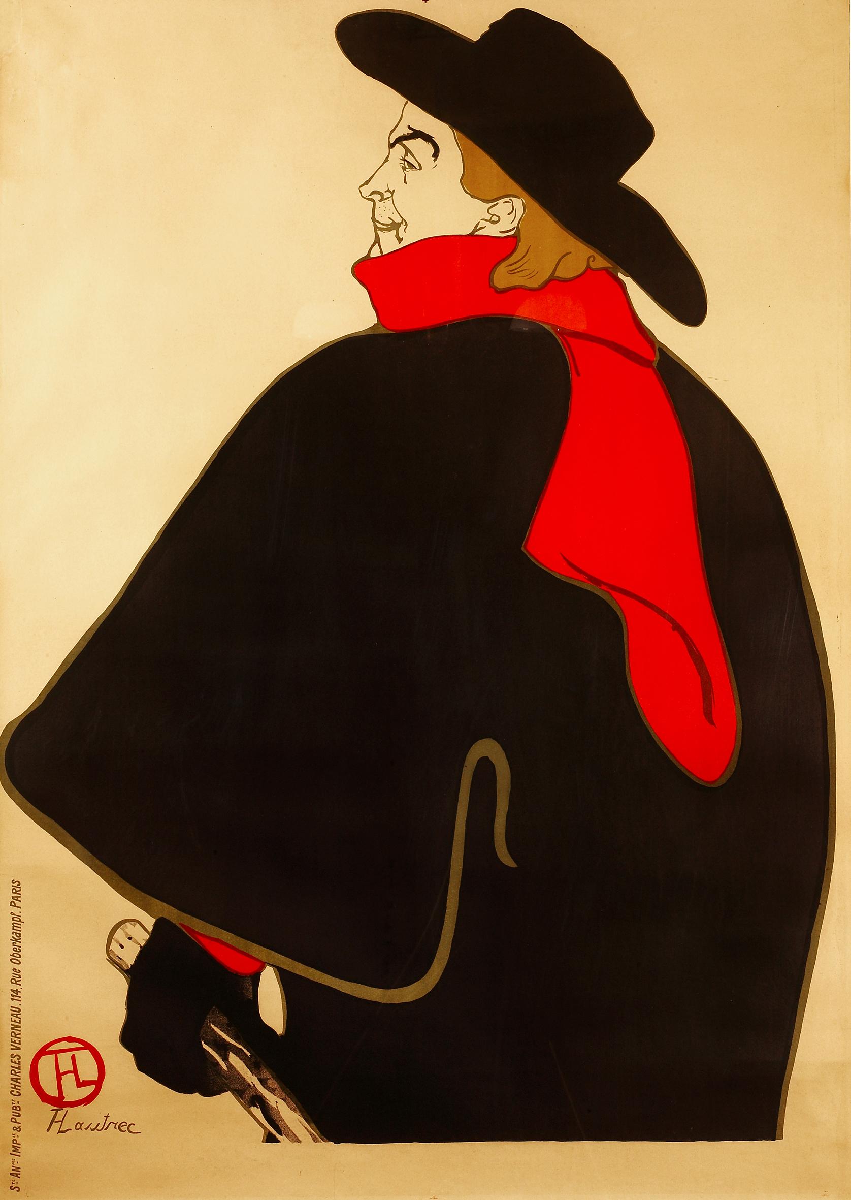 La Belle Époque di Toulouse-Lautrec in mostra a Torino