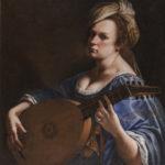 Autoritratto come suonatrice di liuto