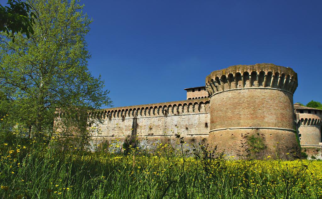 La Rocca di Ravaldino a Forlì