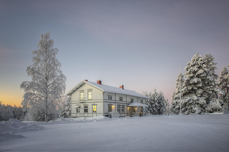 Lapponia svedese Lentlive Lodge Skelleftea