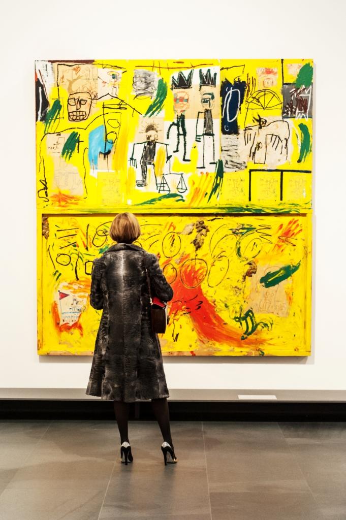 Basquiat @MUDEC ©Photo Carlotta Coppo